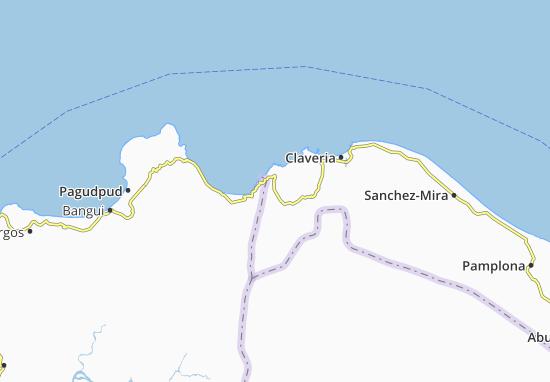 Mappe-Piantine Santa Praxedes