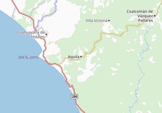 Carte-Plan Aquila
