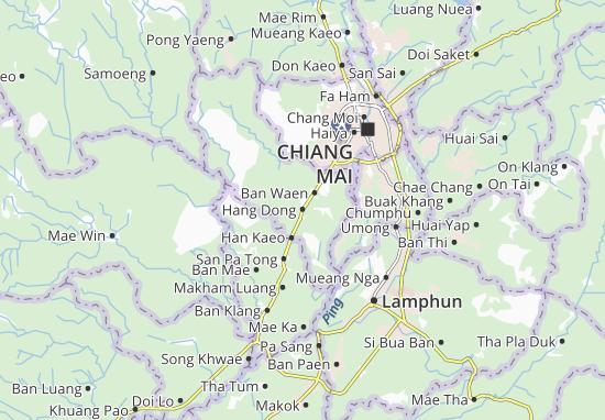 Mapas-Planos Hang Dong