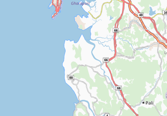 Mapa Plano Longhar