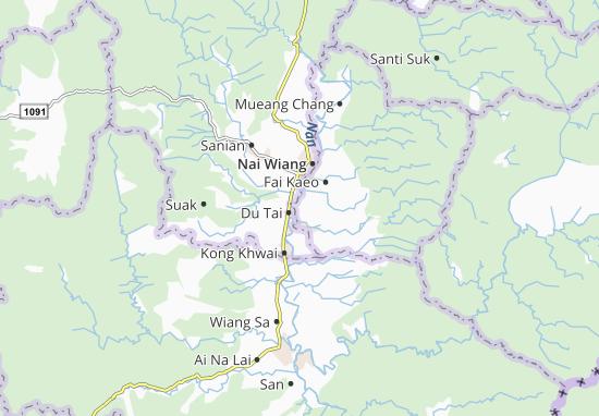 Mappe-Piantine Phu Phiang