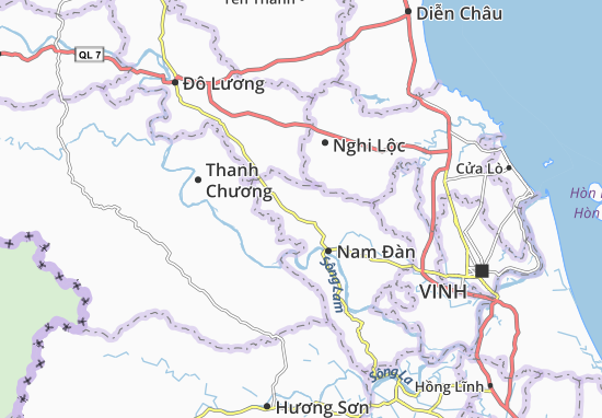 Nam ngha map detailed maps for the city of nam ngha viamichelin are you looking for the map of nam ngha find any address on the map of nam ngha or calculate your itinerary to and from nam ngha find all the tourist sciox Image collections