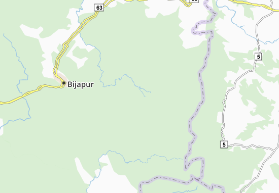 Mapas-Planos Gangalur