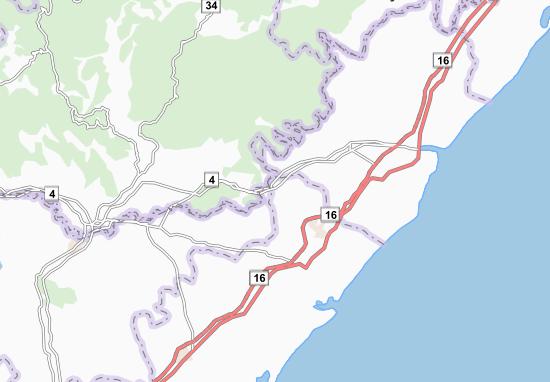 Goppili Map
