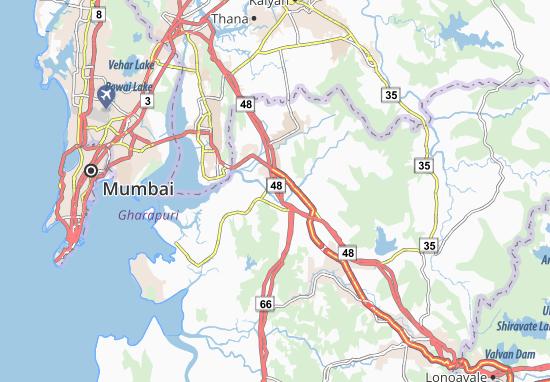 Panvel Map
