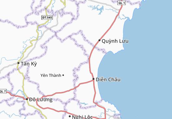 Carte-Plan Đô Thành