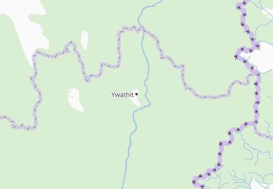 Ywathit Map