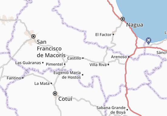Castillo Map