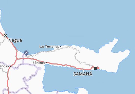 Abra Grande Map