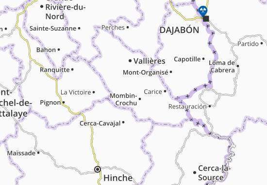 Mombin-Crochu Map