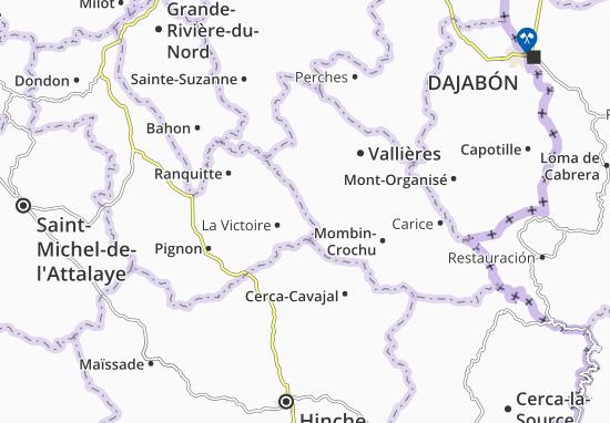 La Victoire Map