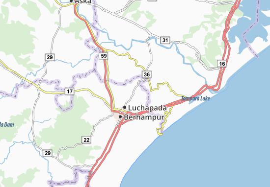 Gurunthi Map