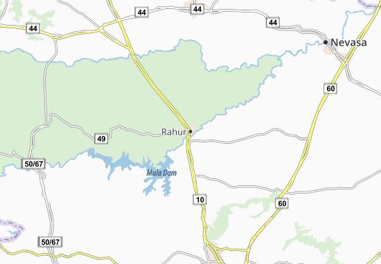 Rahur Map