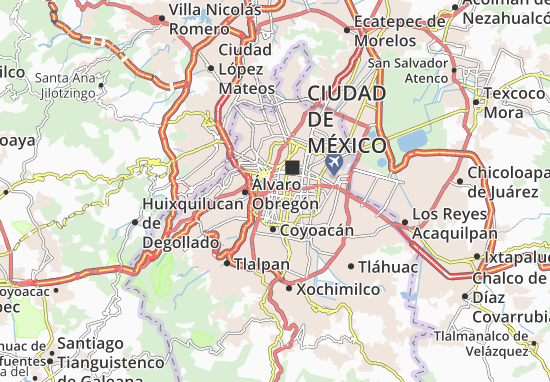 Benito Juarez Mexico Map.Benito Juarez Map Detailed Maps For The City Of Benito Juarez