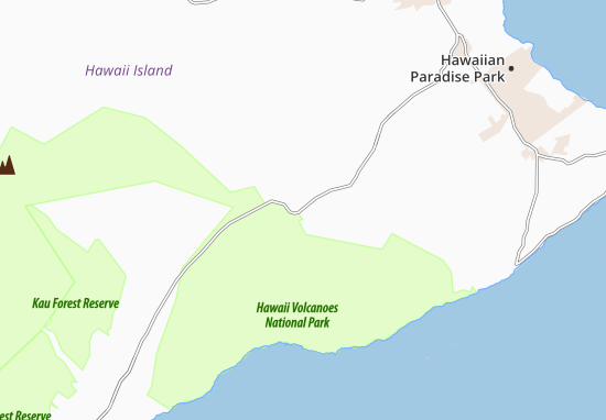 Mappe-Piantine Volcano