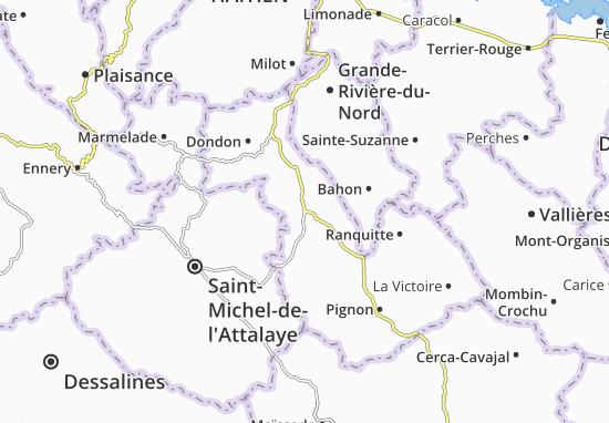 Saint-Raphaël Map