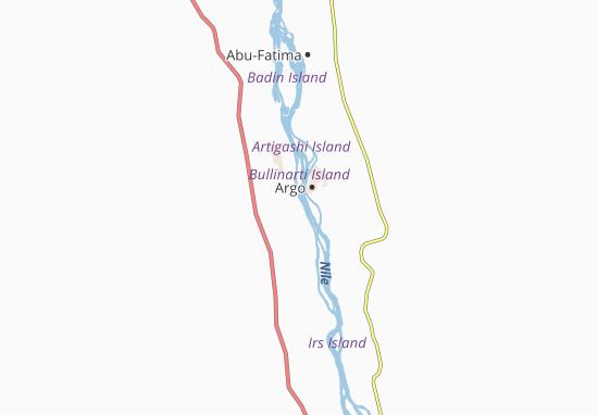 Carte-Plan Marawarti