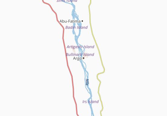Carte-Plan Argo