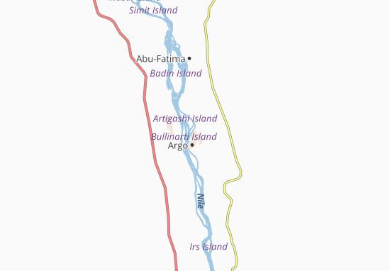 Carte-Plan Artosab-West
