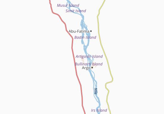 Carte-Plan Mushu