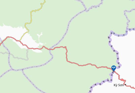 Kaart Plattegrond Ban Chuong La