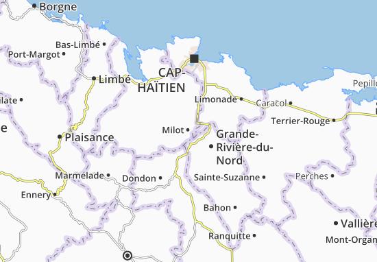 Milot Map