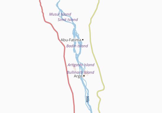 Carte-Plan Kerma
