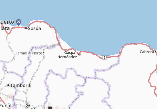 Mapas-Planos Gaspar Hernández