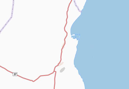 Carte-Plan Al Duqm