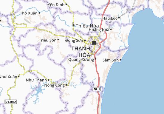 Đông Nam Map