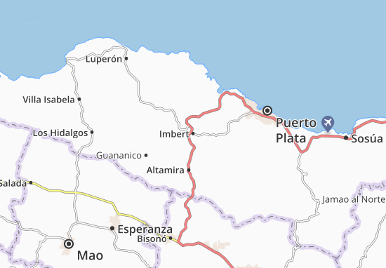 Mappe-Piantine Imbert