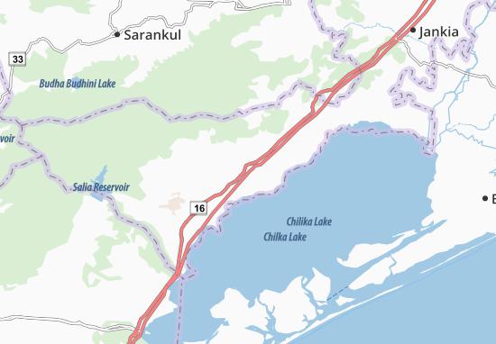 Mapas-Planos Sunakhala