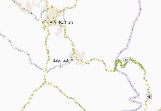 Mapa Plano Ad Dar Al Wusta