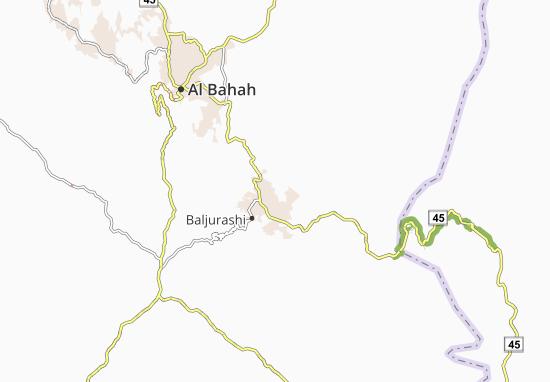 Carte-Plan Al Adhbah