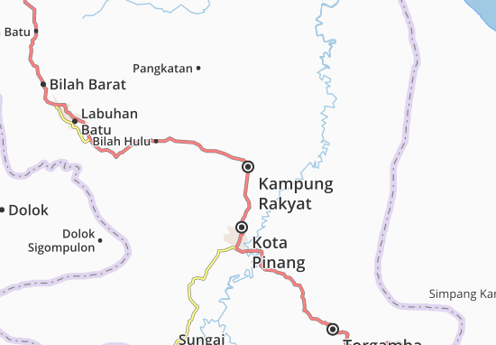 Mapas-Planos Kampung Rakyat