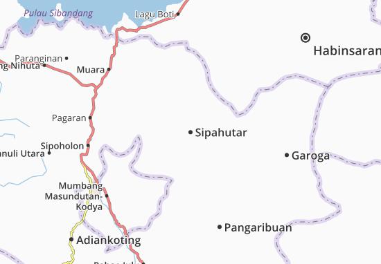 Mappe-Piantine Sipahutar