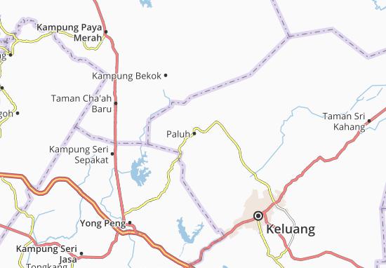 Paluh Map