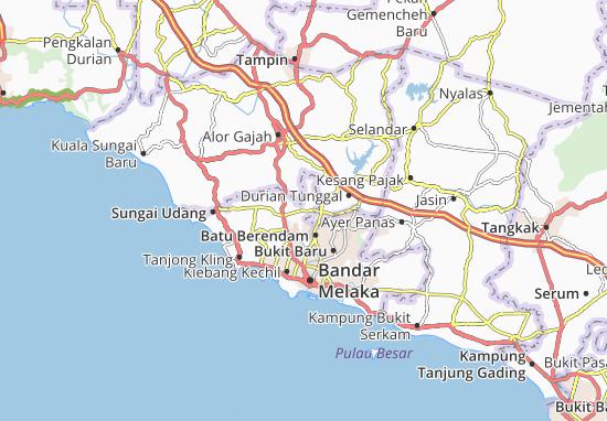 Krubong Map