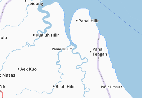 Mapas-Planos Panai Hulu