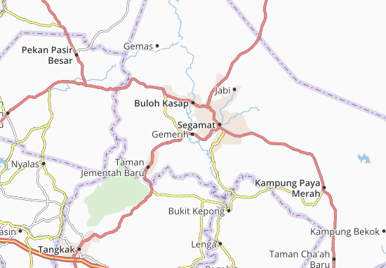 Mapas-Planos Gemerih