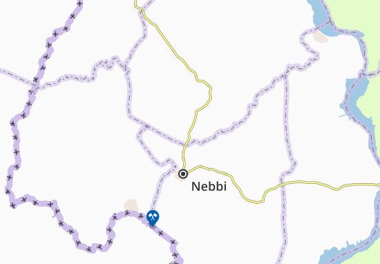 Carte-Plan Anyiribu