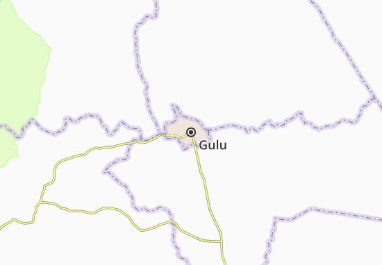 Carte-Plan Gulu