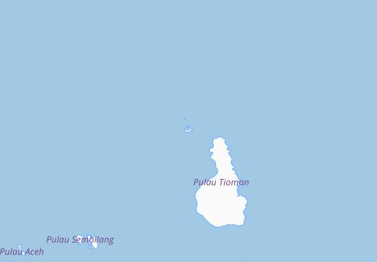 Mappe-Piantine Pulau Tulai