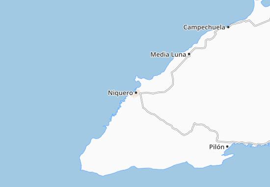 Niquero Map