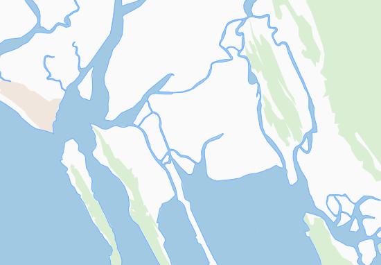 Carte-Plan Ponnagyi