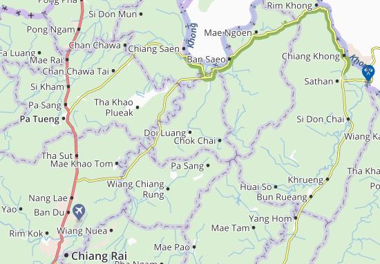 Mapas-Planos Doi Luang