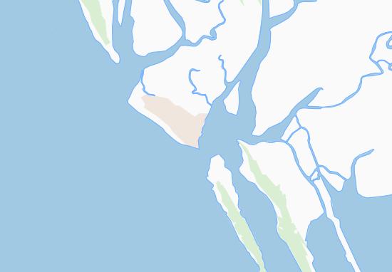 Sittwe Map