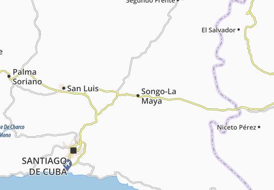 Songo-La Maya Map