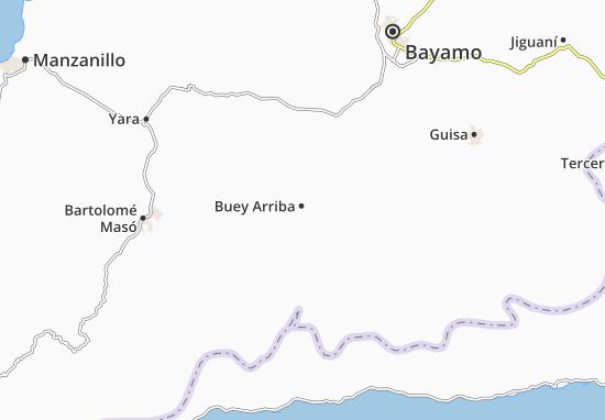 Buey Arriba Map