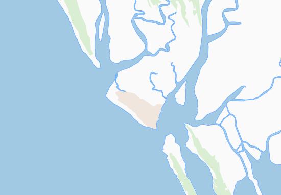 Ywathitke Map
